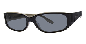 Nautica Holiday Polarized Ebony Bone