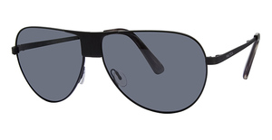 Nautica Passport Polarized Matte Black 5364