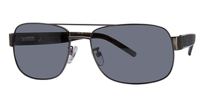 Nautica Destination  Polarized Dark Gunmetal