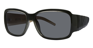 Michael Kors M2650SP Olive w/Smoke Green Polarized Lenses