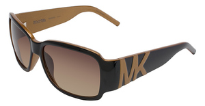 Michael Kors M2650S Claret w/Smoke Brown Lenses