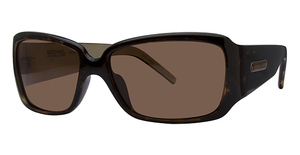 Michael Kors M2649SP Dark Tortoise w/Brown Polarized Lenses