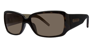 Michael Kors M2649S Dark Tortoise w/Smoke Brown Lenses