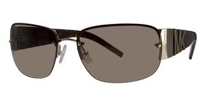 Michael Kors M2420S Honey w/Smoke Brown Lenses