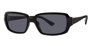 Michael Kors M2425SP Black w/Smoke Polarized Lenses