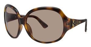 Michael Kors M2653S Dark Tortoise w/Smoke Brown Fade Lenses