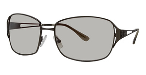Michael Kors M2027S Olive w/ Olive Fade Lenses