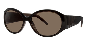 Michael Kors M2651S Dark Tortoise w/Smoke Brown Lenses