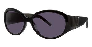Michael Kors M2651S Black w/Smoke Fade Lenses