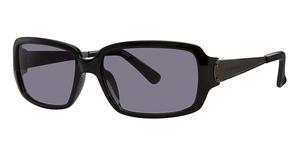 Michael Kors M2425S Black w/Smoke Fade Lenses