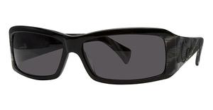 Calvin Klein CK824S Black-Black Horn