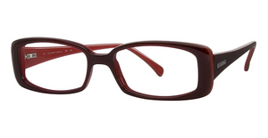 Calvin Klein CK857 Bordeaux Red