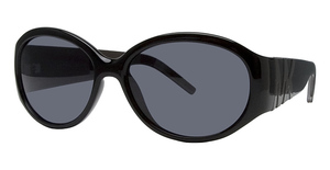 Michael Kors M2651SP Black w/Smoke Fade Lenses