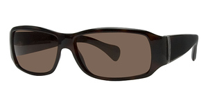 Calvin Klein CK683S Dark Tortoise/Dp Brown Gr