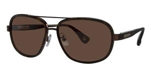 Michael Kors M2445S Dark Brown