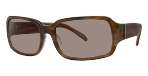 Kenneth Cole New York KC4102 Brown Horn