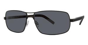 Kenneth Cole New York KC4076 Semi Shiny Black