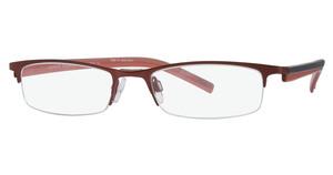 Aspex O1049 Sat. Ruby Red-Drk Grey-Red