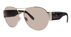 Burberry BE 3010 Burberry Gold