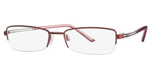 Aspex O1048 Matt Ruby Red