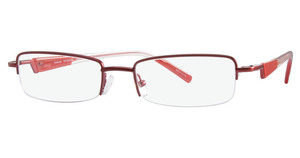 Aspex T9666 Satin Ruby Red