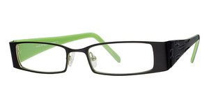 New Millennium Alda Black/Green