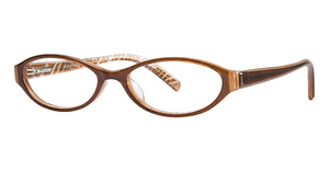 Marchon M-830 Rootbeer/Amber Pearl