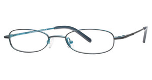 Aspex Q4066 Satin Black/Satin Dark Turquoise