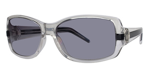 Michael Kors M2673S St Lucia Clear Crystal