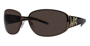 Michael Kors M2442S Battery Dark Brown