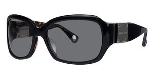 Michael Kors MKS578 Davos Black/Tortoise