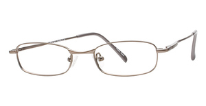 Royce International Eyewear N-23 Matte Dark Brown