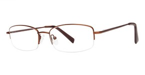 Modern Optical Judge Matte Brown
