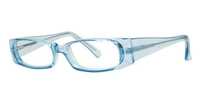 Modern Optical Tori Blue 092