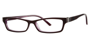 Aspex T9698 Purple/Clear Brown