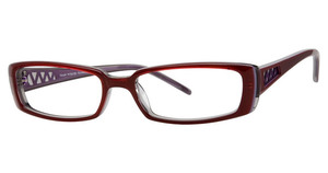 Aspex T9701 Red. Clear Violet