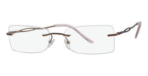 Totally Rimless TR 137 Pink