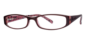 Daisy Fuentes Eyewear Daisy Fuentes Kira Eyeglasses