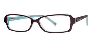 Daisy Fuentes Eyewear Daisy Fuentes Adriana Eyeglasses