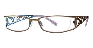 Daisy Fuentes Eyewear Daisy Fuentes Isabela Eyeglasses