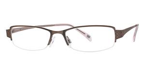 Daisy Fuentes Eyewear Daisy Fuentes Clarisa Eyeglasses