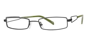 Aspex T9715 Shn Drk Frst Green/Clear-Gr