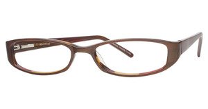Avalon Eyewear 1817 Brown Laminate