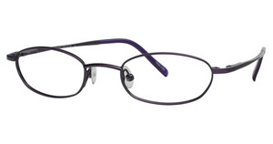 Continental Optical Imports Fregossi Kids 262 Eggplant