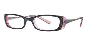 Hilco FRAMEWORKS-LeaderFlex 510 Black/Pink