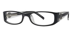 Michael Kors MK587 Black/Crystal 003