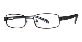 Modern Optical Quiz Matte Black 5284