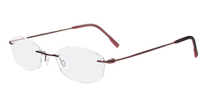 Calvin Klein CK535 Bordeaux - LEFT END PIECE/HINGE