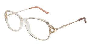 Silver Dollar Magnolia Eyeglasses