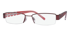 Aspex ET846 Sat.Red/Clear & Red T2